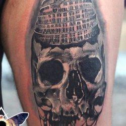 Dark Matter Tattoo studio
