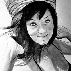 Рисую портреты с фото