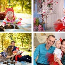 Фотограф Семейный, свадебный