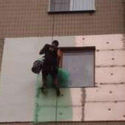 Утепление фасадов, герметизация межпанельных швов,высотные работы