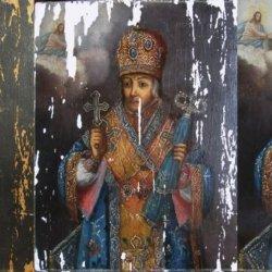 Реставрация картин и икон