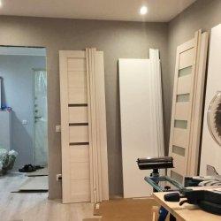 Установка и демонтаж дверей