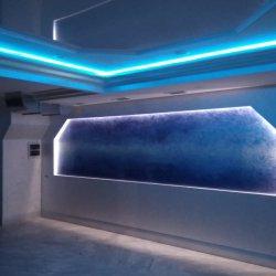 Сделаю Светодиодное освещение. Многоцветная RGB лента. Проект и Монтаж.